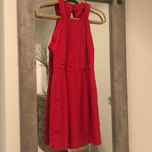 BCBG Generation size 2 coral dress.